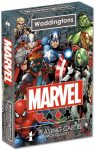 Marvel playing Cards