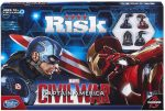Risk civil war